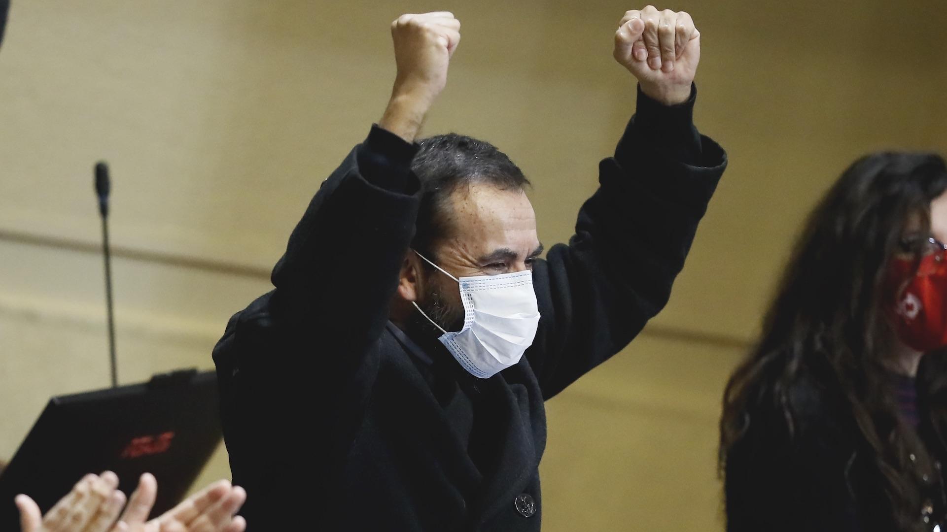 Fiscalía inicia investigación por polémico control del diputado Gutiérrez
