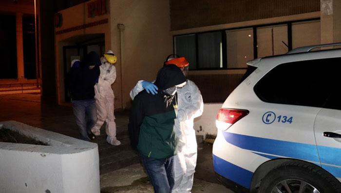Prisión preventiva para los dos indonesios acusados de violar a una TENS en Punta Arenas