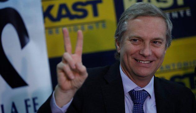 Partido de José Antonio Kast logra constituirse en La Araucanía y Bío Bío