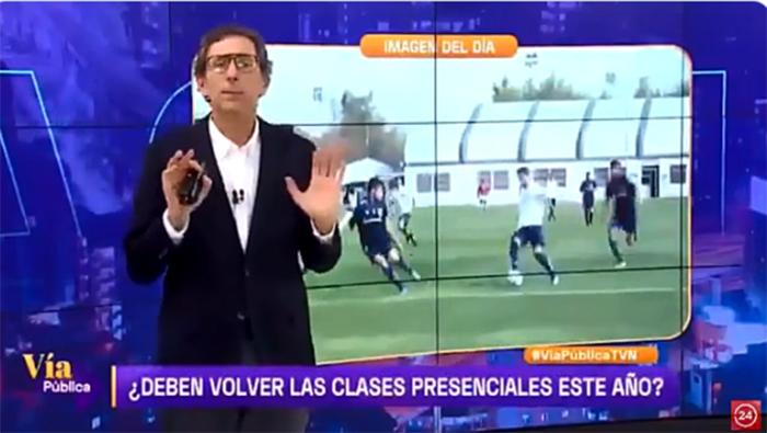 Matías del Río se llena de críticas tras polémicos dichos sobre retorno a clases