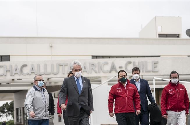 Piñera vetará nueva Ley de Migración: «Es un estímulo a la inmigración ilegal»