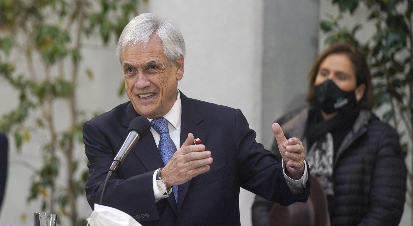 Expulsan del país a peruano que amenazó vía mail a presidente Sebastián Piñera