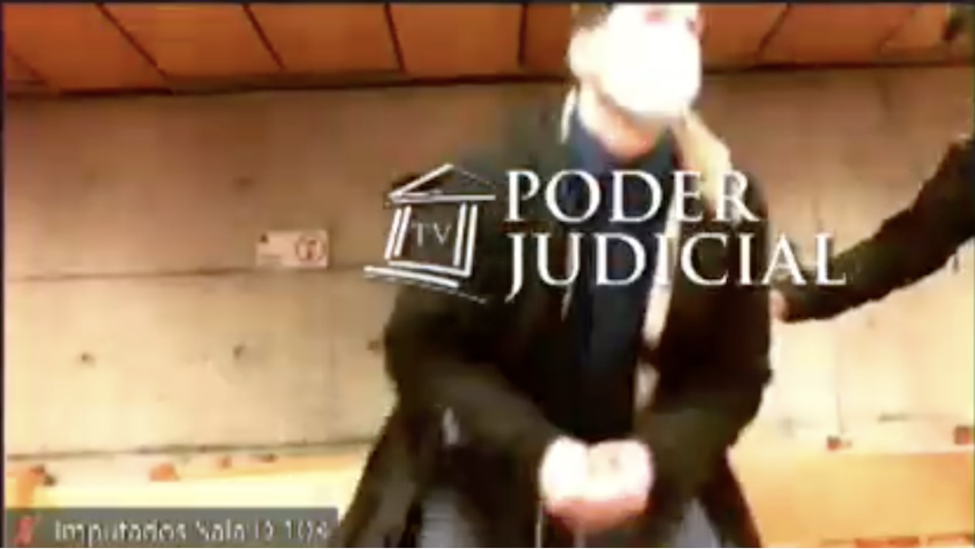 Prisión preventiva para Nano Calderón: será enviado primero a clínica psiquiátrica
