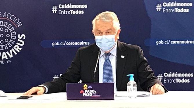 Registro diario Covid-19: 1.371 casos nuevos y se suman 32 fallecidos