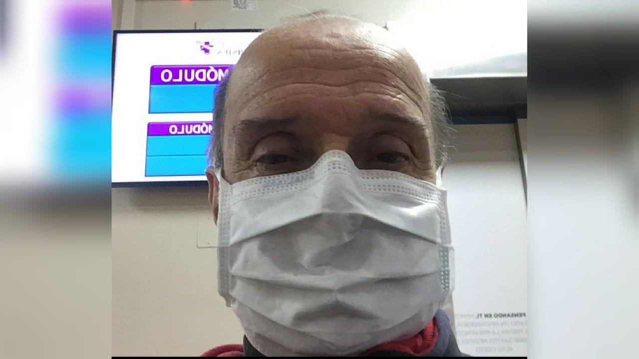 «Estoy desahuciado»: Pato Frez revela complejo estado de salud por cáncer hepático