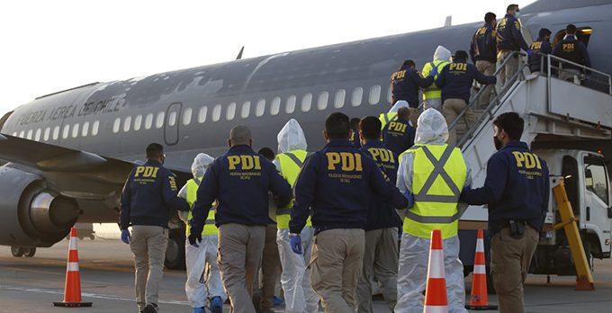 Por cometer delitos graves: Gobierno expulsa a 38 ciudadanos colombianos del país