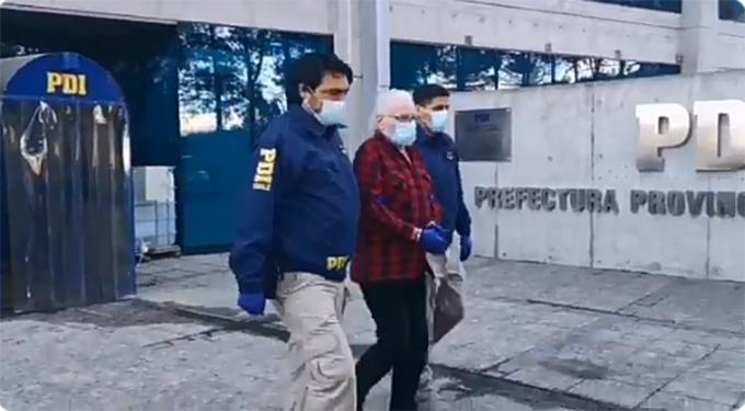 Prisión preventiva para expareja de madre de Ámbar: tenía material pornográfico infantil