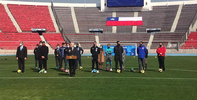 Presidente Piñera anunció retorno del fútbol chileno: hay fecha para el primer partido