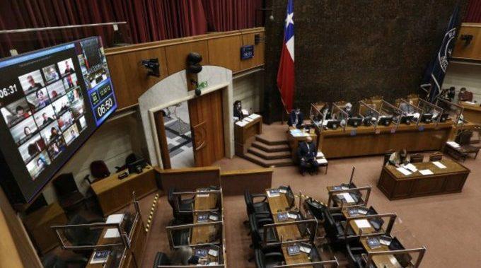 Senado aprueba proyecto que regula financiamiento de campañas para el plebiscito