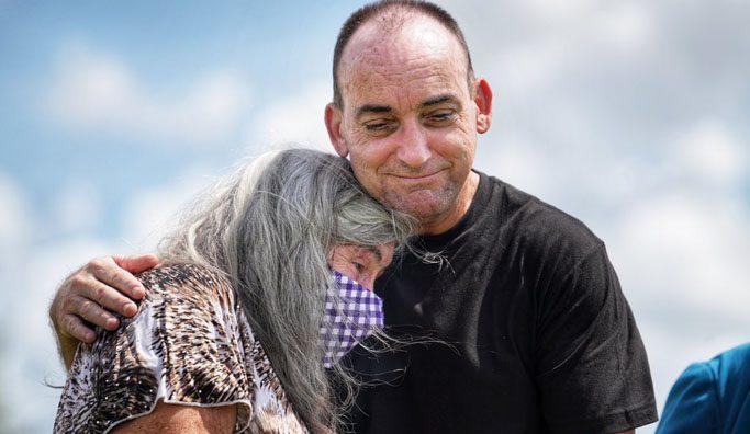 Impactante caso: hombre pasó 37 años en la cárcel por crimen que no cometió