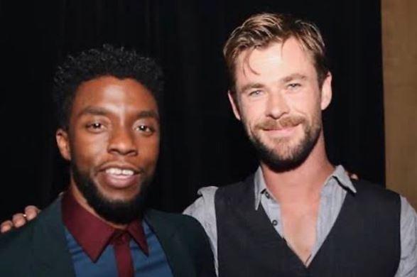 De Thor al Capitán América: actores de Marvel despiden a Chadwick Boseman