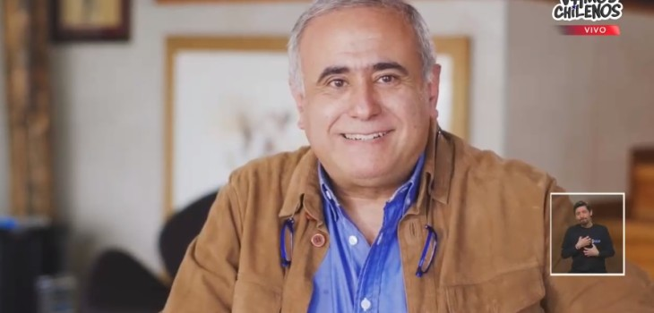 La cruda e inspiradora historia del Dr. Ugarte revelada en el «Vamos Chilenos»
