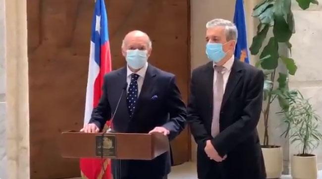 DC confirma acusación constitucional contra ministro Pérez: «El daño está hecho»