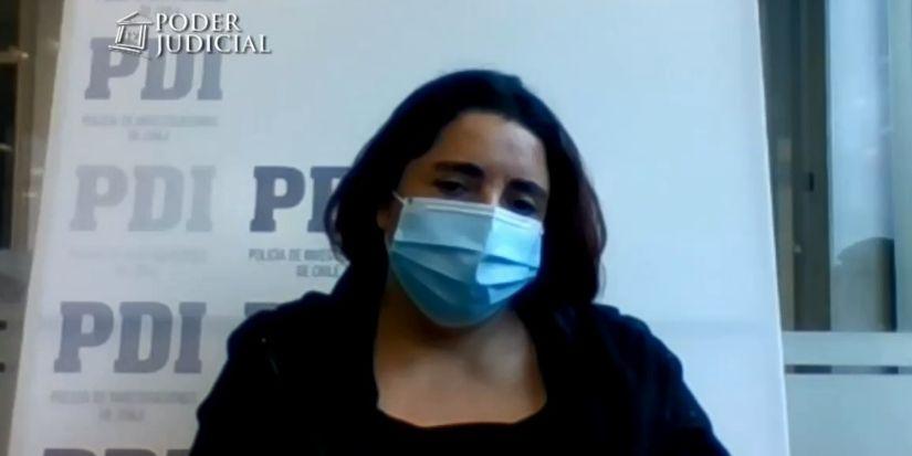 Prisión preventiva para Denisse Llanos por el parricidio de su hija Ámbar
