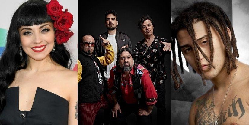 Nominan a Pablo Chill-E, Mon Laferte y Chancho en Piedra a los Latin Grammy