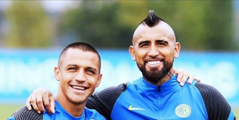 Con Alexis y Vidal de titulares: Inter juega este miércoles vs Benevento