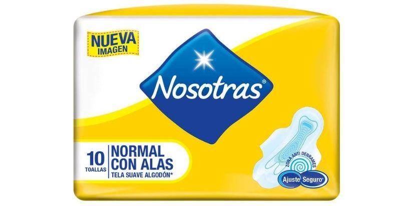 Sernac detectó diferencia de hasta 154% en precio de mismas toallas higiénica