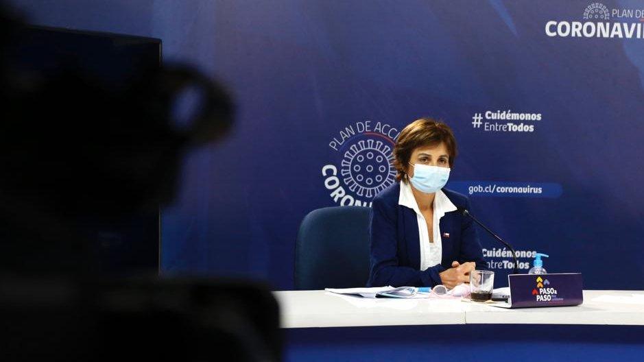 Muertes por Covid superan las 12 mil en Chile y sube número de nuevos contagios
