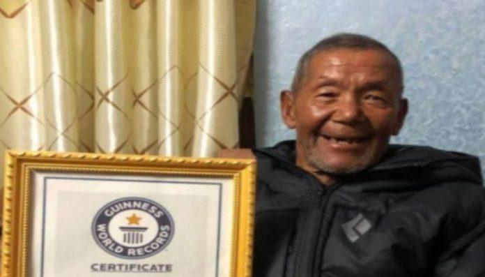 Muere 'hombre récord' que escaló 10 veces el Everest sin ayuda de oxígeno artificial