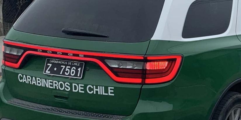Atacan a balazos cuartel de Carabineros en Ercilla: dos uniformados lesionados