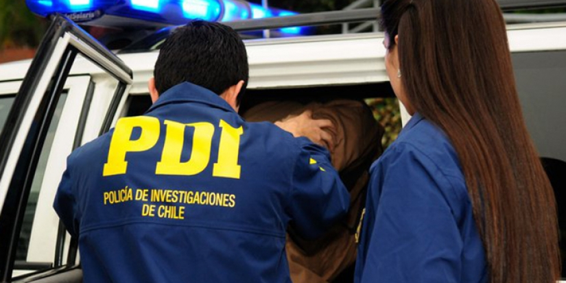PDI captura a prófugo por abuso sexual que se ocultaba en sector rural de Los Ángeles