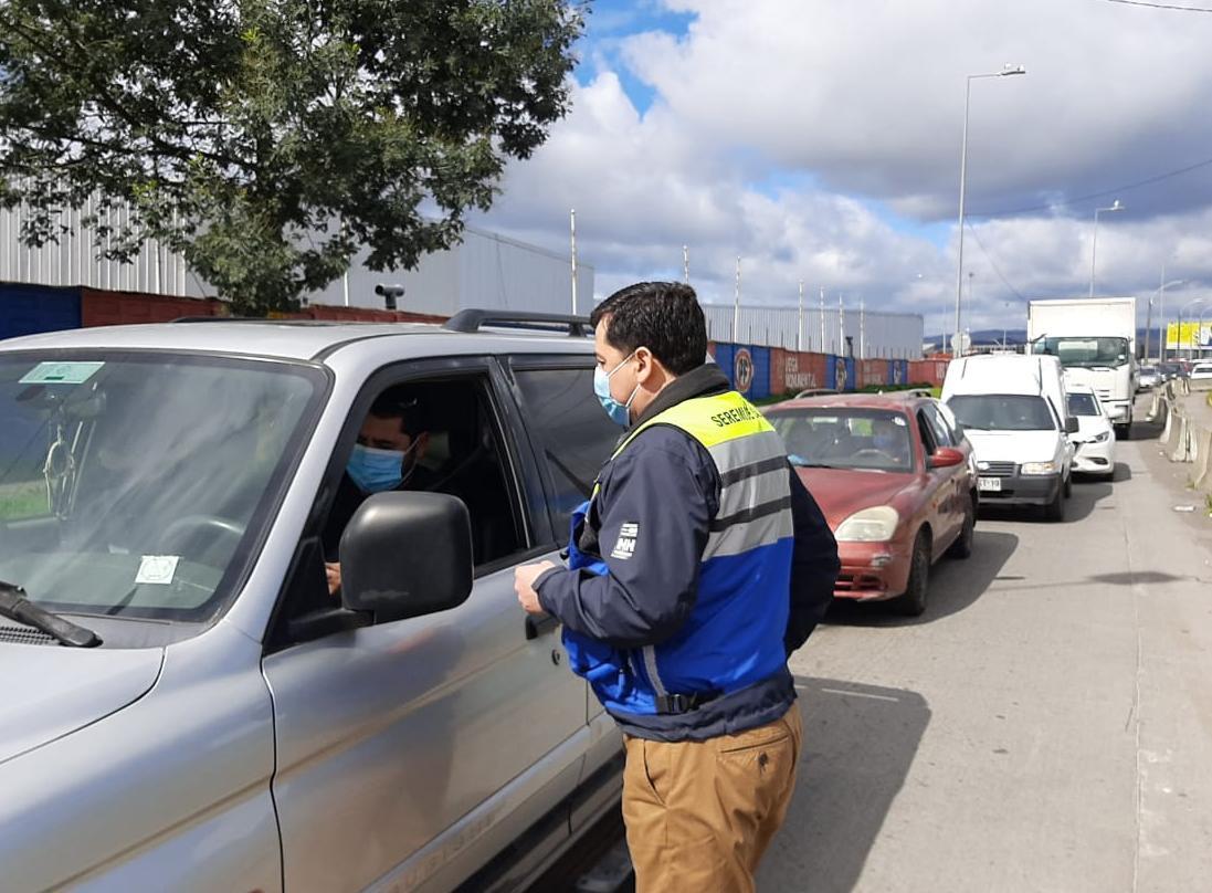 Inician 9 sumarios sanitarios en el 1er día de cuarentena en el Gran Concepción