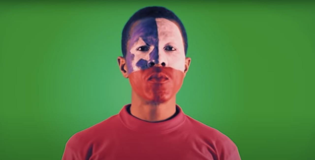 Emocionante cover haitiano del Himno Nacional de Chile la rompe en YouTube