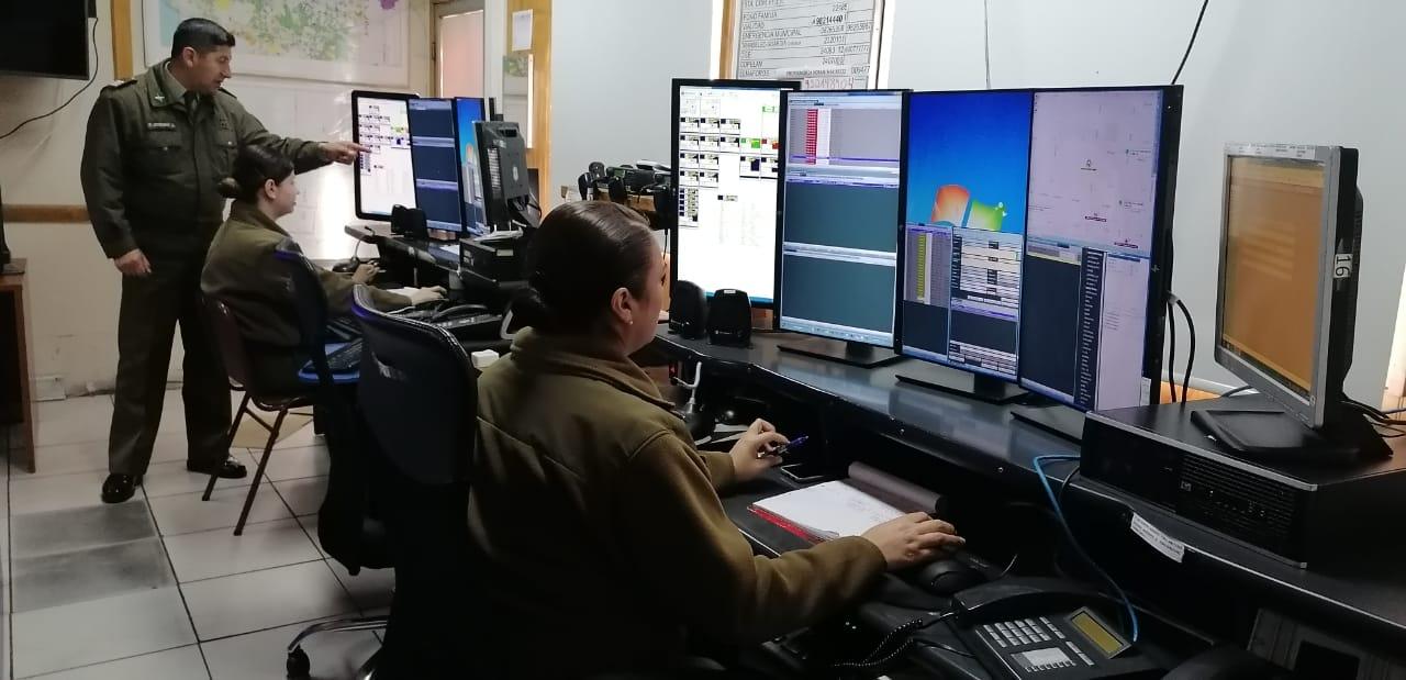 70% de llamadas al 133 de Carabineros en provincia de Bío Bío no son emergencias