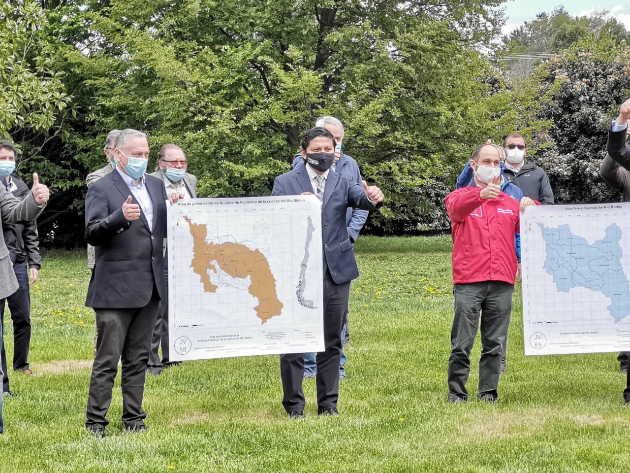 Gobierno destaca conformación de Junta de Vigilancia de río Bío Bío
