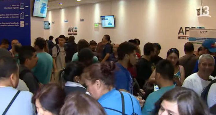Lo superan sólo 2 países: Chile encabeza ranking de desempleo durante la pandemia