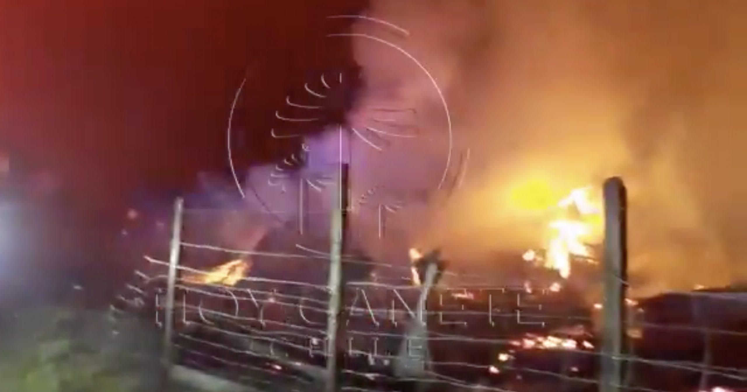 Esto no para: Dos nuevos ataques incendiarios en el Biobío