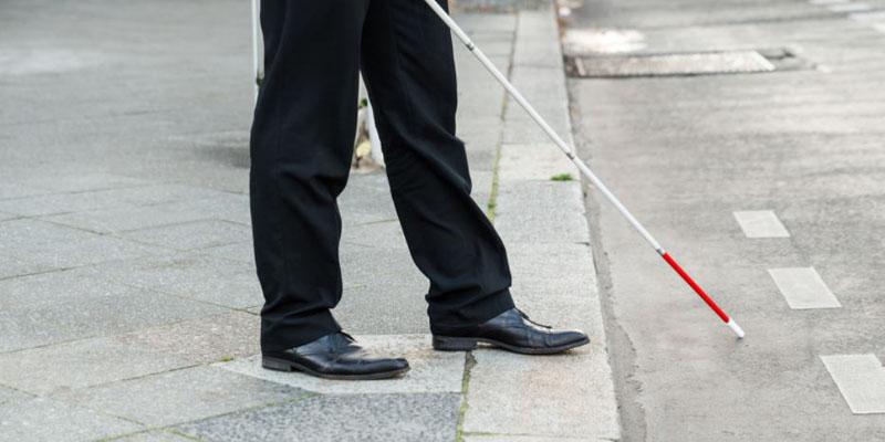 «Quédate quieto, ciego ct…»: hombre no vidente sufrió indignante robo en Puerto Montt