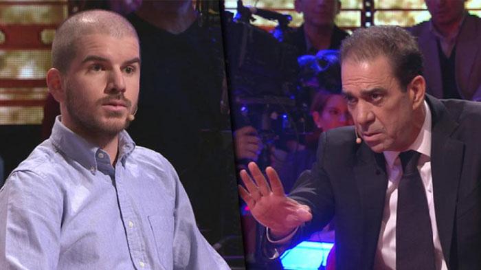 Twitteros recuerdan tenso round entre Bonvallet y Jackson tras polémica sanción por sus donaciones