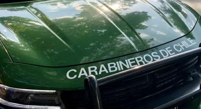 Desbaratan a banda integrada por Carabineros que realizaba 'mexicanas' a camiones de contrabando