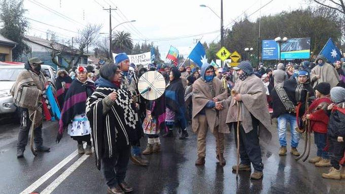 Comuneros mapuches de Angol deponen huelga de hambre sin llegar a acuerdo con el Gobierno