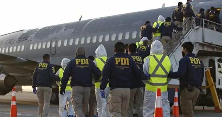 Gobierno expulsará a más de 50 extranjeros detenidos durante el estallido social