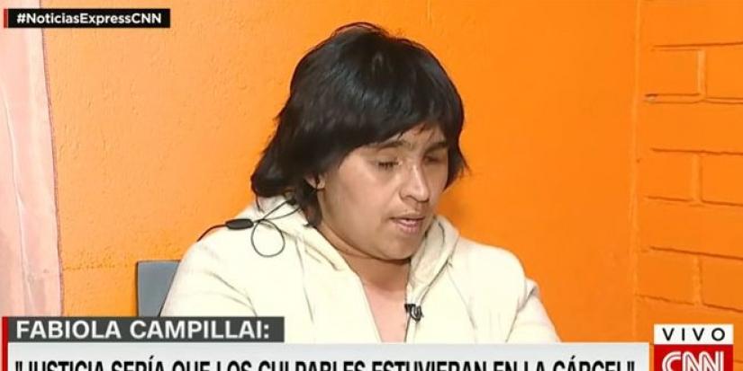 Revocan prisión preventiva de carabinero acusado de dejar ciega a Fabiola Campillai