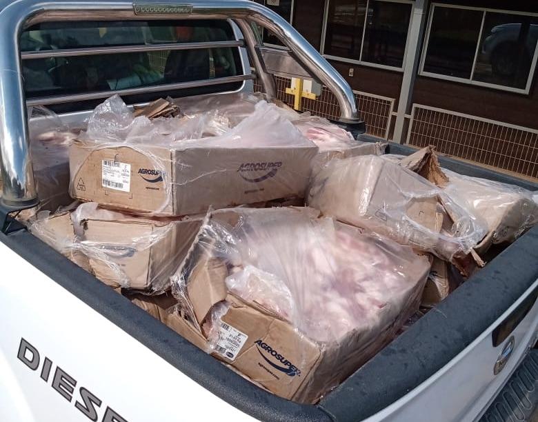 Casi dos toneladas de carne fueron decomisadas en Los Ángeles y alrededores