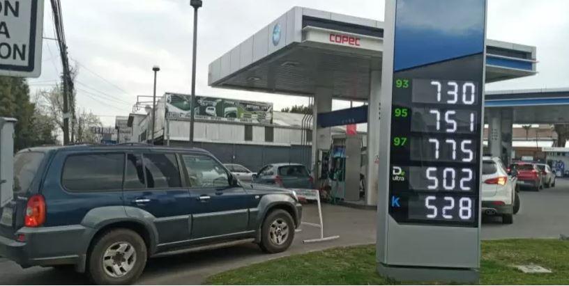 El precio de casi todas las bencinas bajará durante la semana de Fiestas Patrias