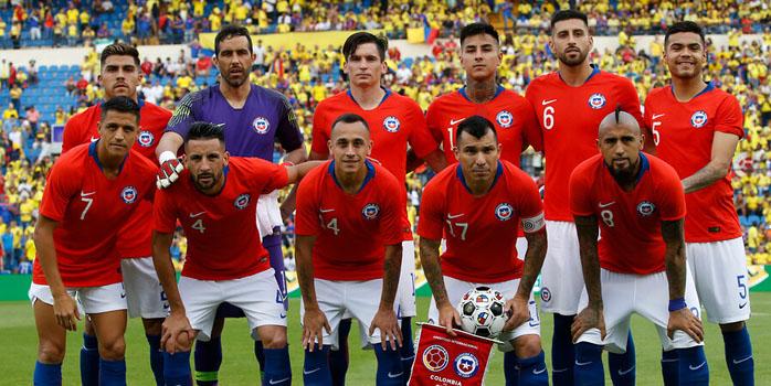 Atención hinchas: partido entre Chile y Colombia por clasificatorias cambió de horario