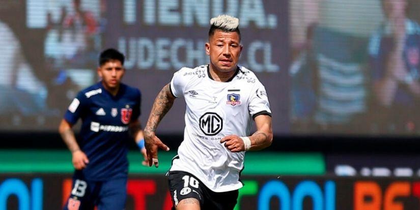 Leo Valencia no fue citado a partido de Colo-Colo en medio de acusaciones de VIF