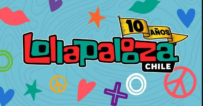 Lollapalooza Chile se reprograma para noviembre del 2021