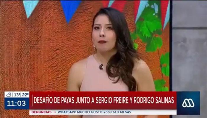 «Innecesario»: Freire y Salinas descolocaron al panel de Mucho Gusto con payas sobre el 'Caso Viñuela'