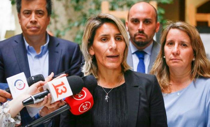 Erika Olivera se muestra a favor del segundo retiro de las AFP: «La clase media sigue cayendo»