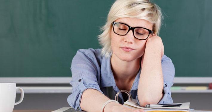 Encuesta revela que el 57% de profesores se encuentra en extremo desgaste por la pandemia