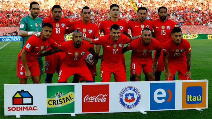 Chile ya tiene fecha y rival para el inicio de las clasificatorias rumbo a Qatar 2022