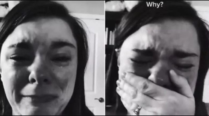 El desconsolado llanto de una madre: hizo fiesta para su hijo con Síndrome de Down y llegó sólo un invitado