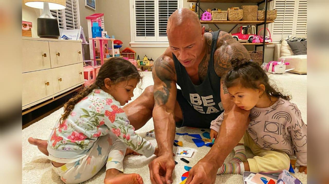 «La Roca» anunció que él y su familia se contagiaron de coronavirus