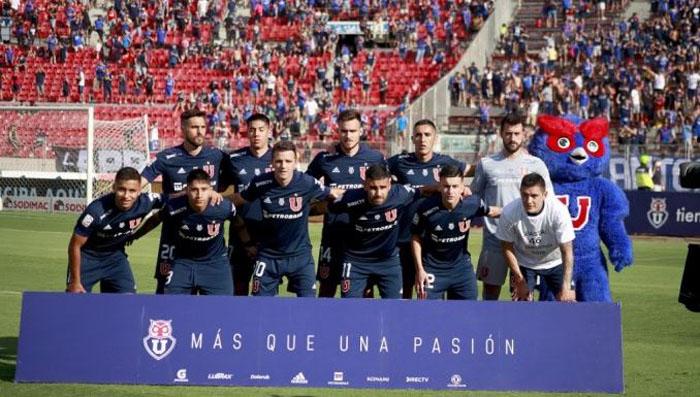 Se lamentan los azules: figura de Universidad de Chile sufrió dura lesión y no jugará hasta fin de año