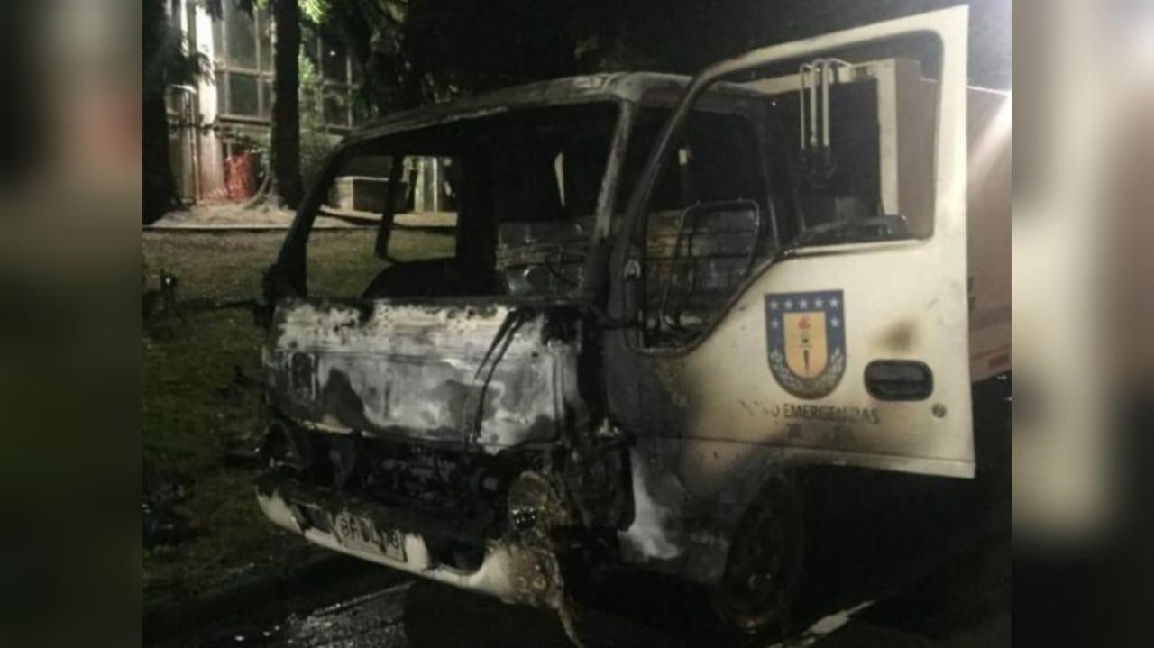Doce detenidos por daños en UdeC durante febrero: suman 109 delitos en total
